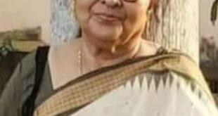 কবি কল্পনা মজুমদারের একটি কবিতা 'বর্ষা সুন্দরী'